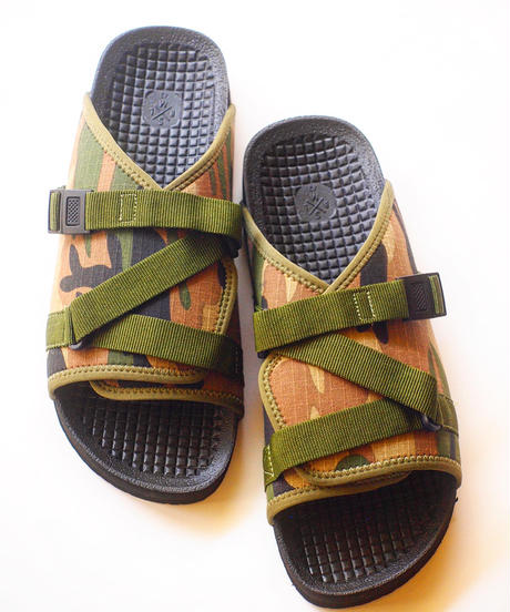 "今夏最終入荷!""SUBLIME"" Ripper Sandal [CAMO]"