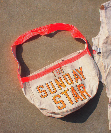 """RIDING HIGH""GOOD -DAYS- SUPPLY, 「SUNDAY STAR」 APRON"