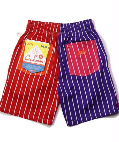 """COOKMAN""Chef Short Pants[Crazy Pattern Hot]"