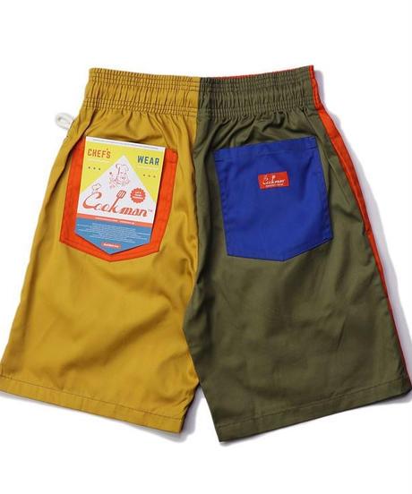 """COOKMAN""Chef Short Pants[Crazy Pattern Party]"