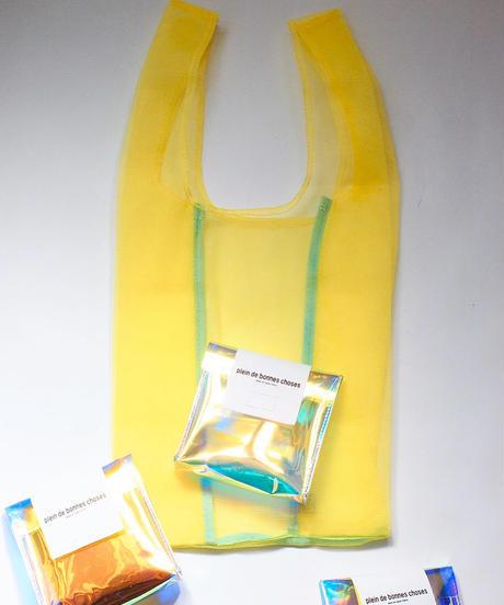 """""""odds"""" Colorful Mesh Bag"""