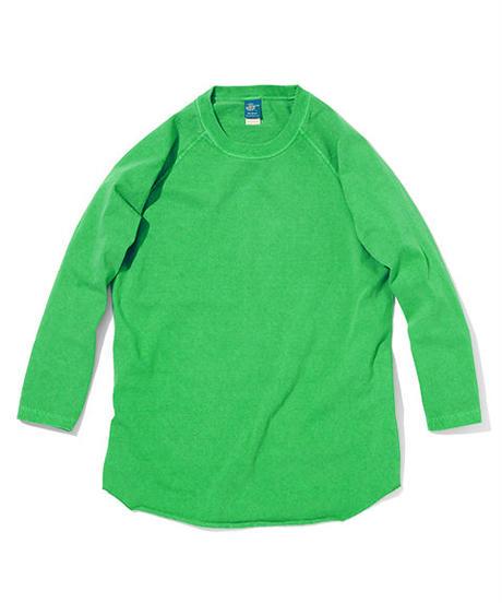 """GOOD ON"" Baseball T-Shirts[P-KERRY GREEN]"