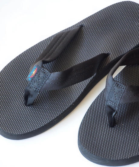 """RAINBOW SANDALS"" Single Layer Classic Rubber"