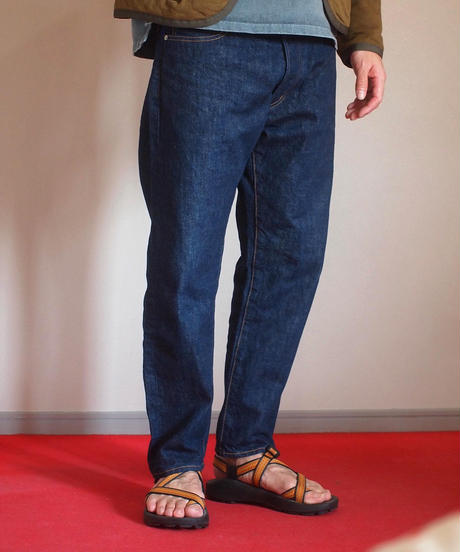 """""""ORDINARY FITS"""" Ankle Denim [One wash]"""