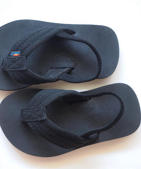"""RAINBOW SANDALS"" Grombows (Kids)Soft Top Rubber"