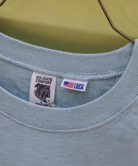 """RIDING HIGH""7.5 oz. USA FRENCH TERRY RAGLAN SWEAT"