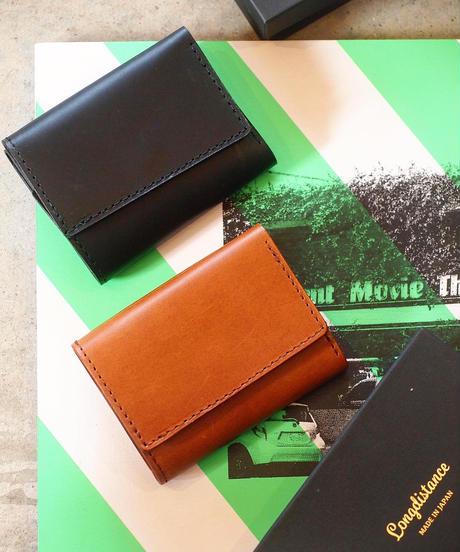 """"""" LONGDISTANC""""Leather Wallet"""