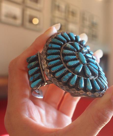 """""""NAVAJO"""" Cluster Bracelet"""