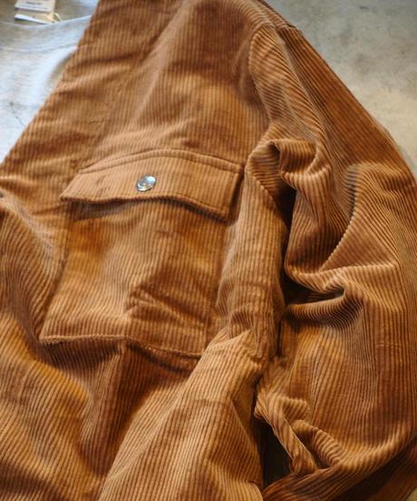 """SPINNER BAIT"" No Color Corduroy Jacket"