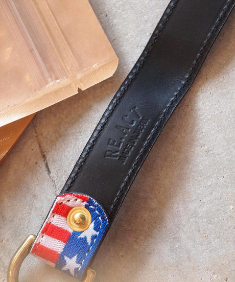 """""""RE.ACT"""" U.S.A Tyrolean tape Key holder"""