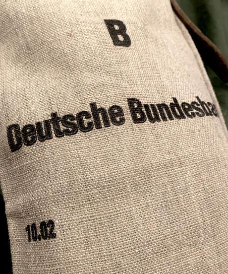 """""""REMAKE""""German Bank Coin Case Bag"""