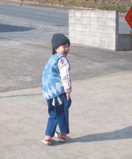 """""""NASNGWAM"""" Kids Lonestar Vest"""