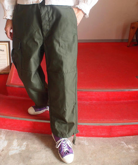 "DEAD STOCK!! ""BELGIUM ARMY""M-88 Field Pants"