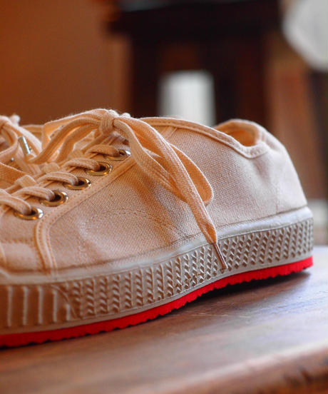 """""""INN-STANT"""" 702 OLD-NEO (Natural×Red Sole)"""