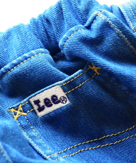 """LEE baby"" Denim bloomers"