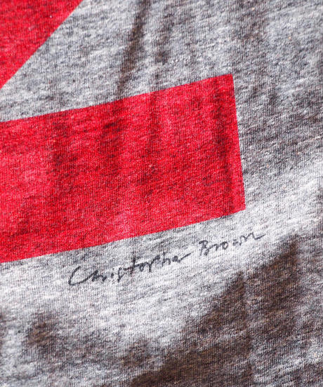 """CHRISTOPHER BROWN"" Z.S Print Short Sleeve T"
