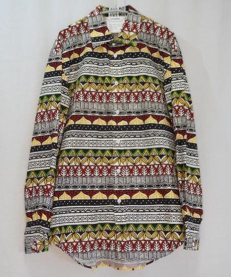 digawel Tribal pattern Shirt
