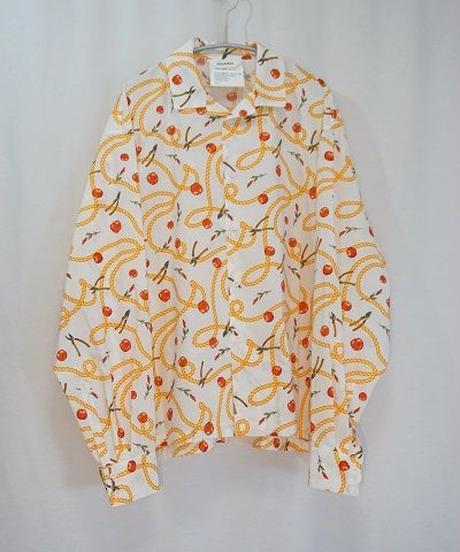 digawel Open Collar Shirt①(Hermes)