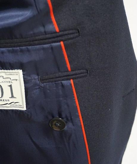 CRST(digawel×JPRESS)OldMasterⅡdoublebreasted jacket