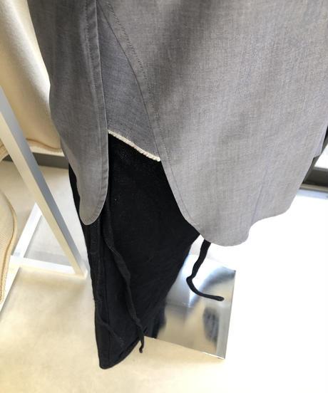 un/unbient Stand Collar Shirt