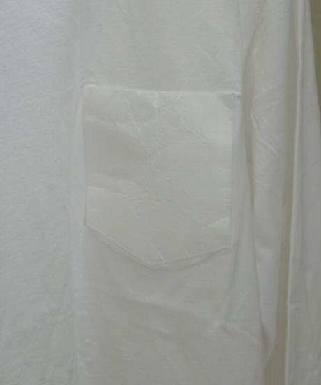 KUON Plastick Pocket L/S Tee