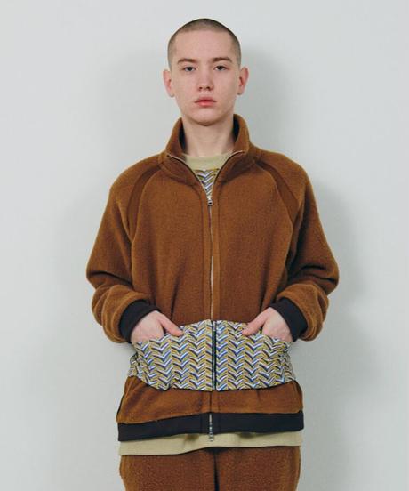 Wool Fleece Blouson