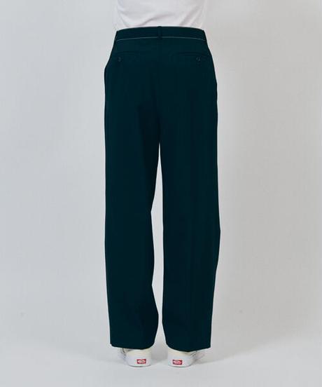 DIGAWEL Stitch 1Tuck Pants 21AW