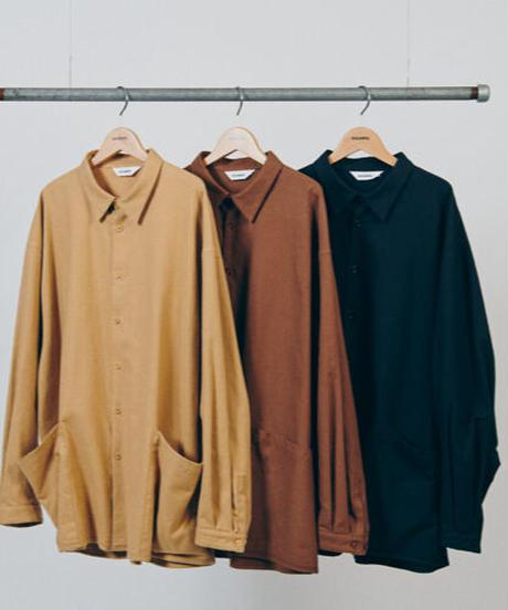 DIGAWEL  Side Pocket Oversized Shirt