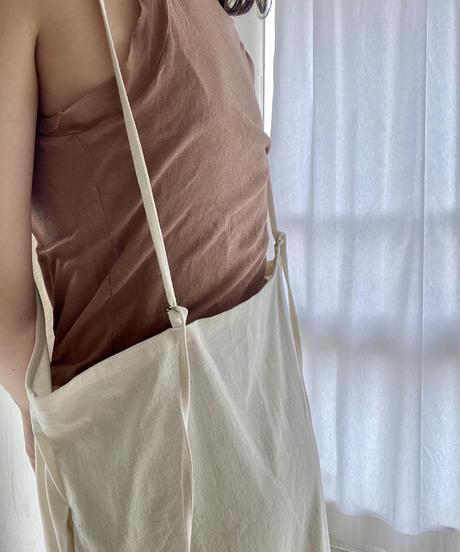 box strap apron onepiece