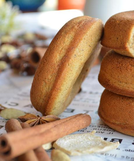 【アソートパック】  究極の焼きドーナツ 6種類&レンジdeチャイセット 【おうちカフェセット】