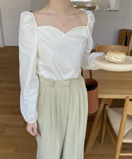 《予約販売》jolie blouse (2color)