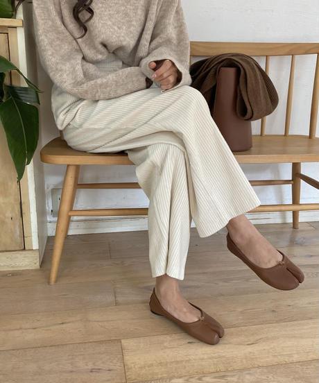 《予約販売》corduroy pending wide pants (4color)