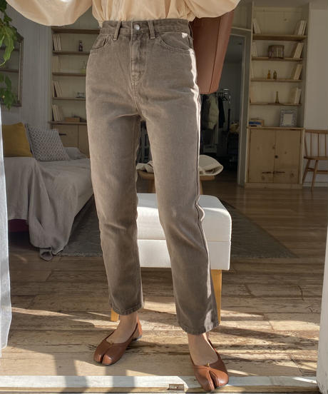 《予約販売》daily wool lining pants (2color)