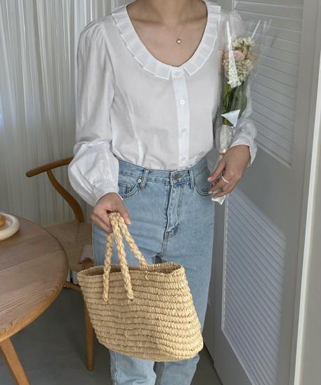《予約販売》cosmos blouse (2color)