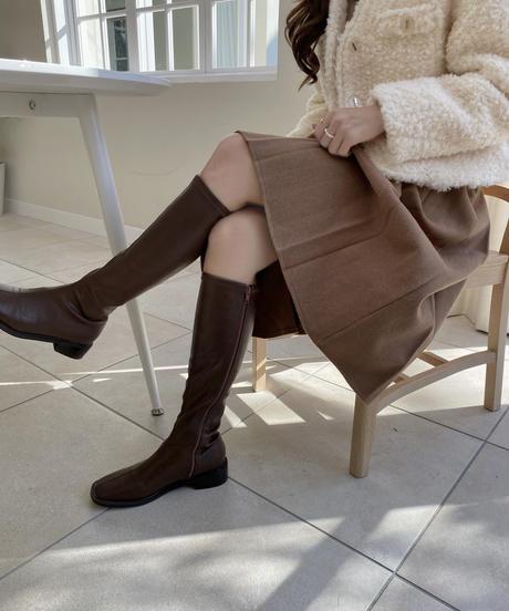 《予約販売》marguerite skirt (2color)