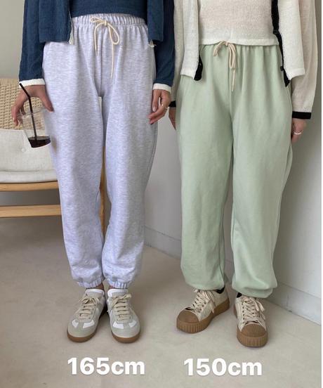 《予約販売》day jogger pants (4color)