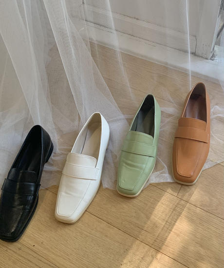 color loafer (4color)