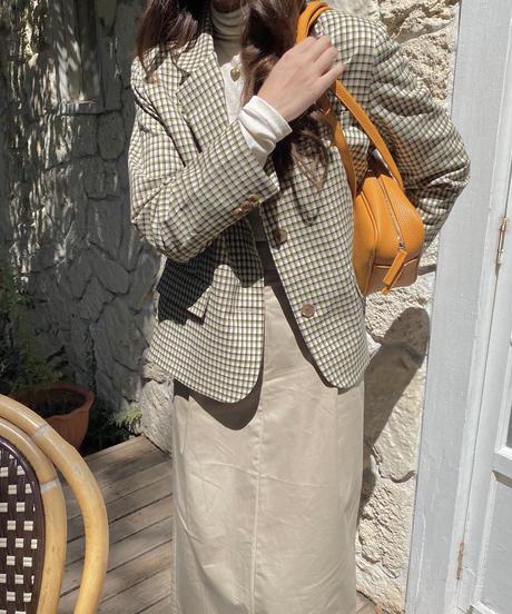 color check jacket (2color)