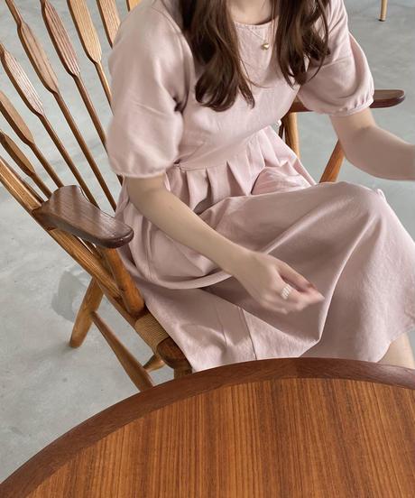 《予約販売》simon ribbon onepiece (4color)