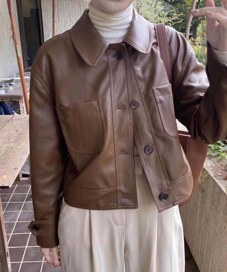 《予約販売》pocket riders jacket