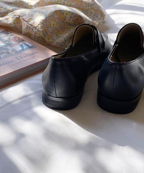 basic penny loafer (2colour)