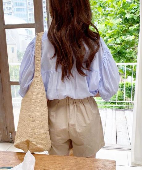 sugar blouse(2color)
