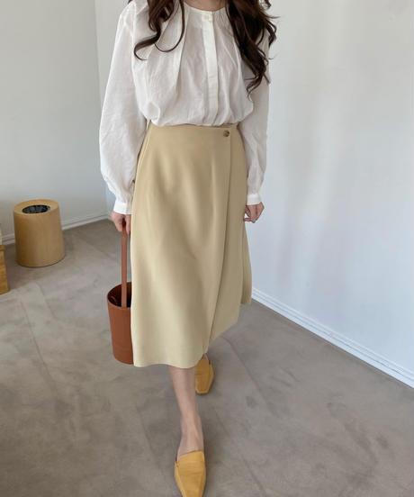 《予約販売》letter skirt