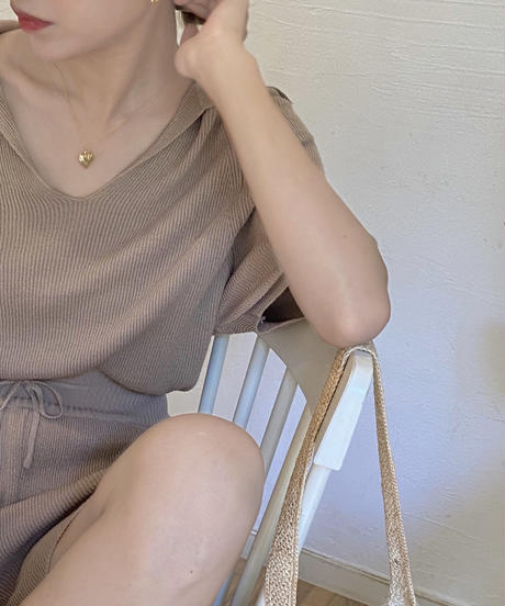 relax skipper knit (2color)