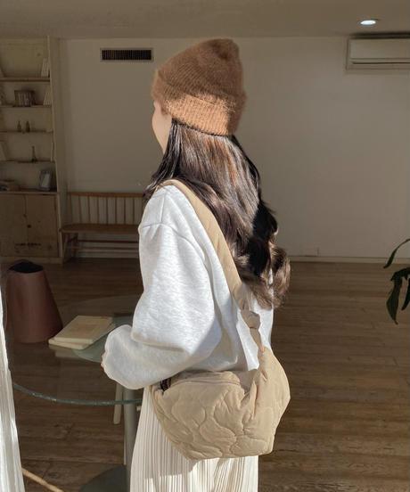 《予約販売》DEAREST wool lining trainer (2color)
