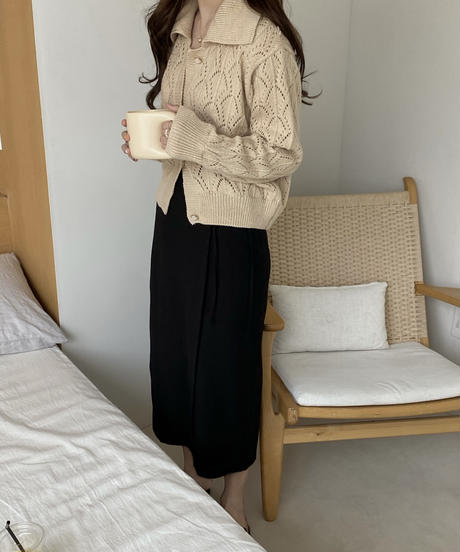 《予約販売》judy cardigan (3color)