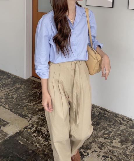 simple shirt (2colour)