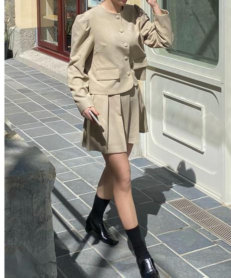 《予約販売》loulou skirt (2color)