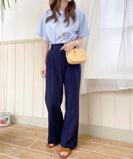 《予約販売》two tuck pending slacks pants (2color)