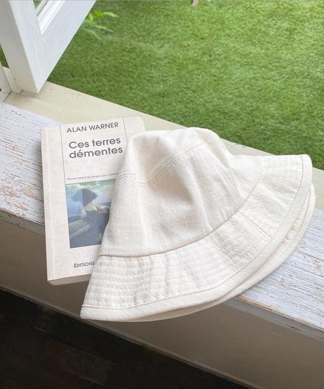 《予約販売》 bucket hat